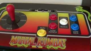 Unboxing PDP Mortal Kombat Klassic Arcade Stick