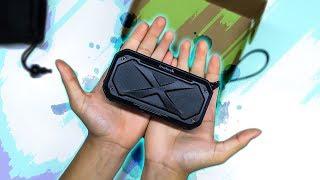 Inateck Portable Waterproof/Shockproof Bluetooth Speaker (BP1008)