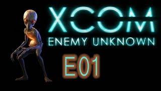 "X-COM Enemy Unknown - E01 - ""Welcome to XCOM, Recruits"" [1080P]"