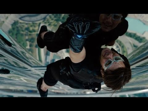 'Mission: Impossible - Ghost Protocol' Trailer HD