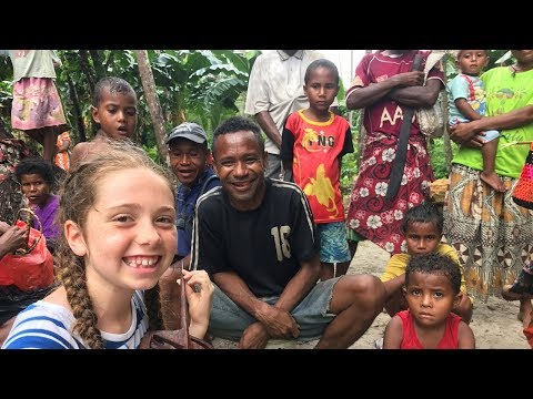 Family Cruise to Papua New Guinea (PNG) with P&O