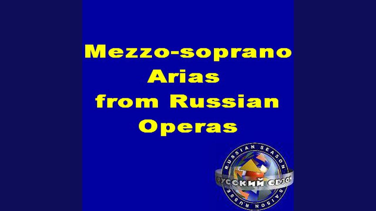 Sadko Liubava S Recitative And Aria Youtube