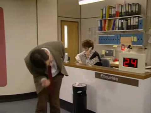 mr. baen in Hospital Funny  مستر بن بالمستشفى ضحك حلقه كامله
