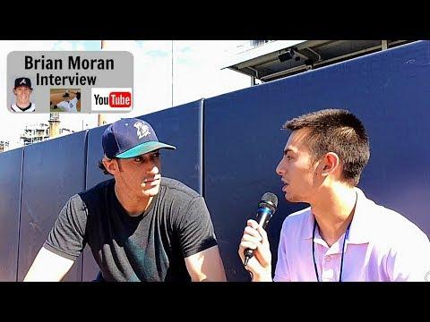 Brian Moran (MiLB Pitcher) Interview