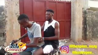 Igbo man Okada man and Change (Real House of Comedy)