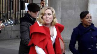 Róisín Murphy - You Know Me Better (Busking - Covent Garden)