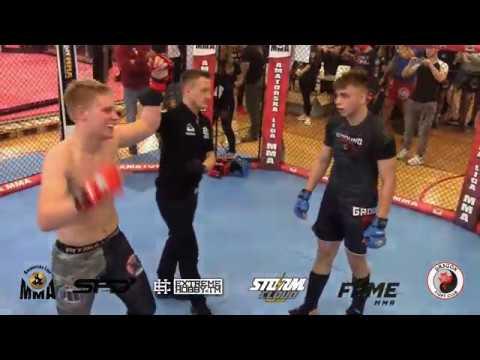 MP MMA 2019 Junior 84 Kg Kostrzewa M Vs Zwoliński T