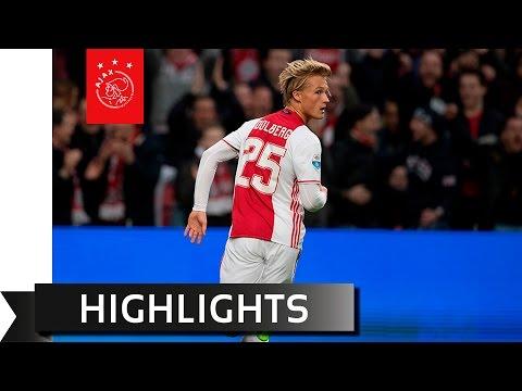 Highlights Ajax - NEC
