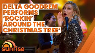 Delta Goodrem - Rockin' Around The Christmas Tree