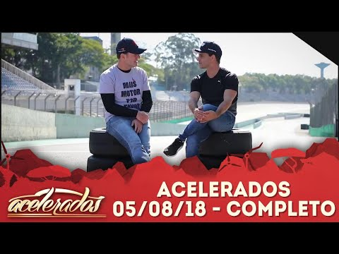 Acelerados (05/08/18)   Completo