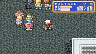 [GBA] Shining Force: Resurrection of the Dark Dragon [Chapter 7 & 8] Прохождение / Walkthrough End