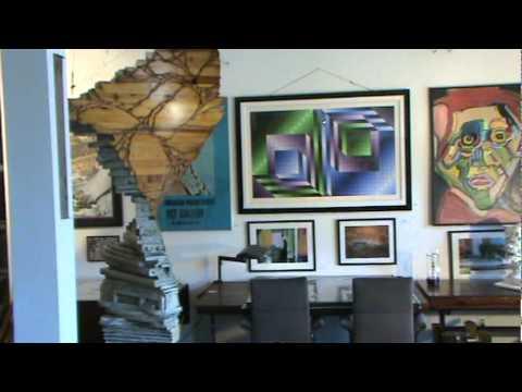Modern Design Fine Art Contemporary Art Auction October 24th 11am pst.mpg