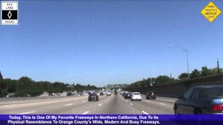 I-680 North (CA), CA 24 To I-780, Benicia-Martinez Bridge