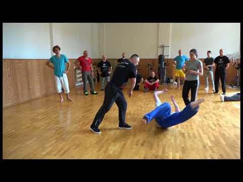 Соловьев  Русский стиль - система рукопашного боя ТЕХНИКА СКОРОСТЬ  Берлин Май 2018