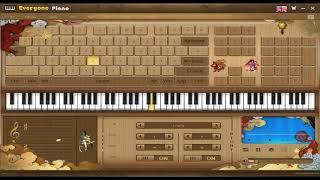 ♪ Khuôn mặt đáng thương - Piano Cover with Everyone Piano / Piano Tutorial ♪