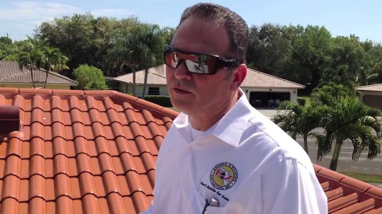Tettogress Ceramic Roof Tile Installed By Ez General Roofing Youtube