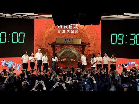 Alibaba's Big HK IPO: Promising Start?