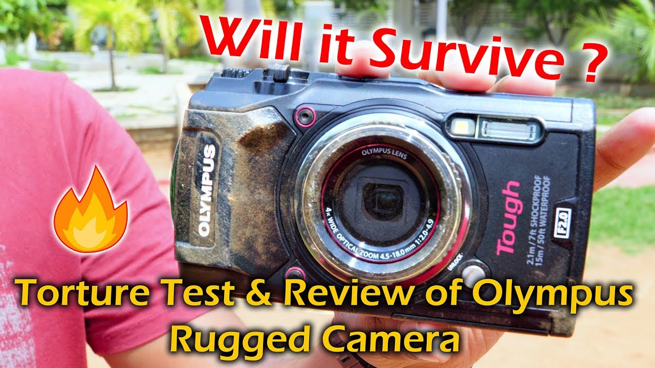 Most Rugged Camera From Olympus Tough Tg5 Waterproof Review