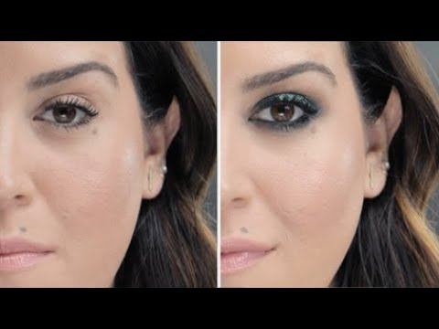 How To Bold Party Makeup Tutorial
