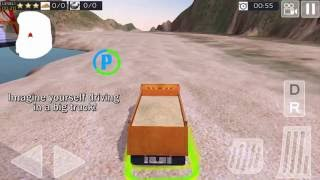 Dump Truck & Heavy Loader SIM - Gameplay Video