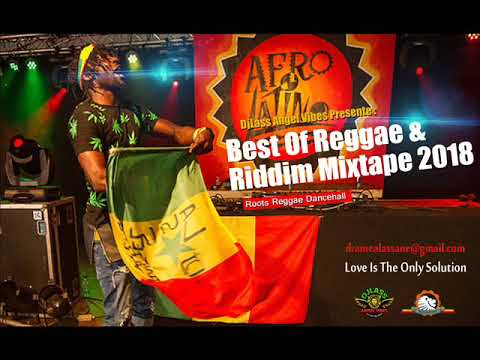 2018 Best Of Reggae & Riddims Collections Feat  Chronixx, Busy Signal,  Chris Martin, Romain Virgo