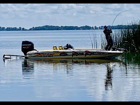 Fishing Lake Istokpoga: