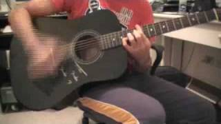 Damone (Deftones cover, acoustic arrangement)