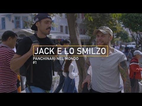 Jack e Lo Smilzo - Panchinari nel mondo - MARATONA SUL BROMO #1