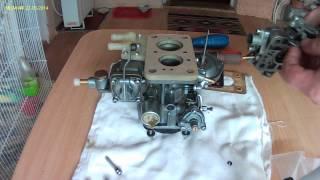 Как установить газовую вставку в карбюратор Озон. ГБО.(как установить газовую вставку между частями карбюратора озон.ГБО., 2014-03-22T16:07:22.000Z)