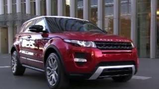 ? 2012 Range Rover Evoque 5-DOOR - driving