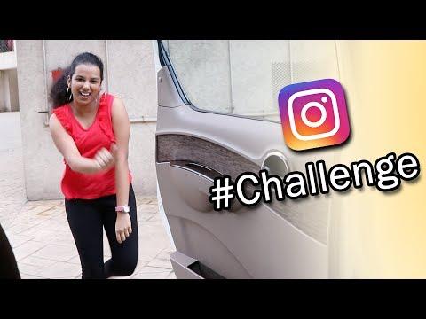 Trying The Kiki Challenge!