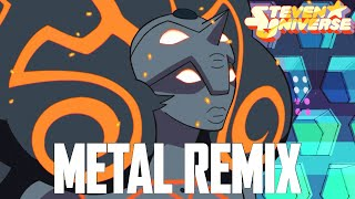 "Steven Universe || ""Obsidian"" - Heavy Metal Cover"