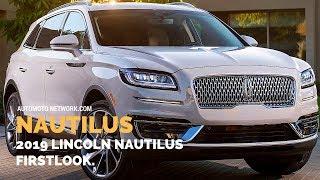 2019 Lincoln Nautilus | Interior Design U0026 Driving Impressions.