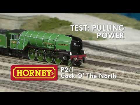 Hornby P2 Class locomotive