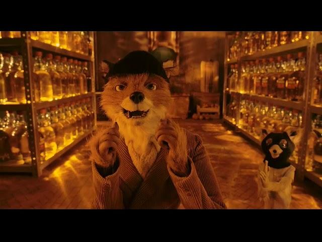Fantastic Mr Fox 2009 Fighting The Rat Youtube