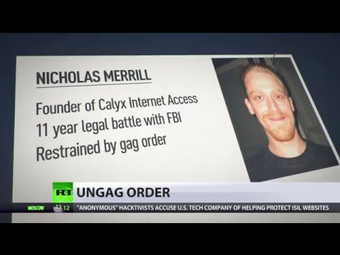 Illegal Snooping: FBI exposed as IT worker wins 11yr battle over gag order