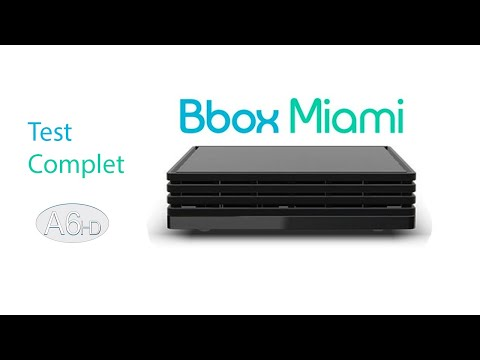 internet test de la bbox miami la box sous android tv youtube. Black Bedroom Furniture Sets. Home Design Ideas