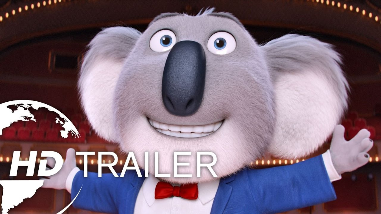Sing | Trailer | Sv. tal | Universal Pictures