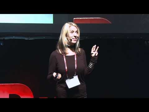 Girls Are Going To Save The World: Cheryl Miller at TEDxVilnius