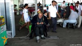 Uzbek Андижонлик тиланчи президентни огоҳлантирди