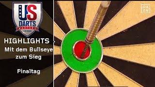 Mit dem Bullseye zum Sieg: US Darts Masters - Finaltag | Las Vegas | Highlights | PDC Darts | DAZN