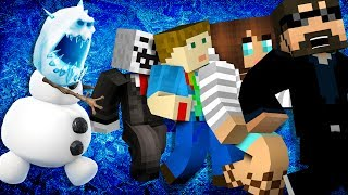 Minecraft: FROZEN MURDER | MODDED MINI-GAME