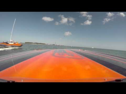 CMS Offshore Racing Technical Series #02 - Lap of Key West with John Tomlinson