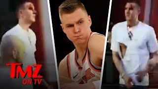 NBA Star Gets Into Bloody Club Fight   TMZ TV