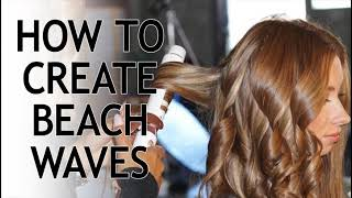 QUICK WIG TIP: How To Create Beach Waves with Celebrity Stylist Kiyah Wright