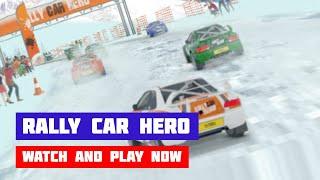 Rally Car Hero · Game · Gameplay