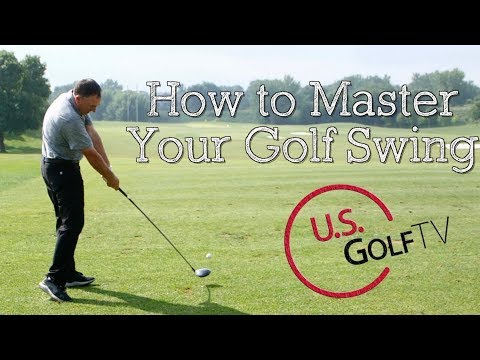 How to Master the Perfect Golf Swing