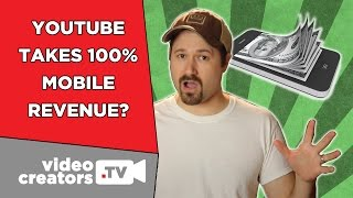 Does YouTube Take All Revenue from Mobile Views?