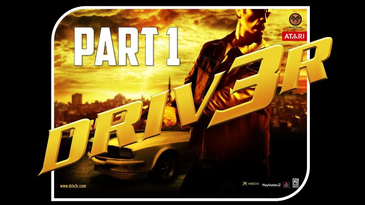 Driver 3 Pc Gameplay Hd Part 1 No Commentary Youtube