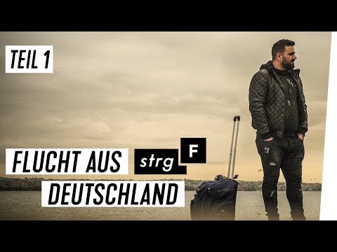 Flucht zurück: Warum Syrer Deutschland verlassen Teil 1   STRG_F